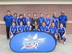 U13 Girls Champions - Bluegrass