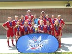 U14 Girls Champions - Kings