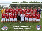 U16 Girls Finalist - LFC White