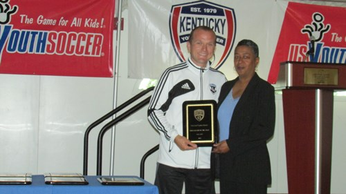 Girls Player of the Year Award