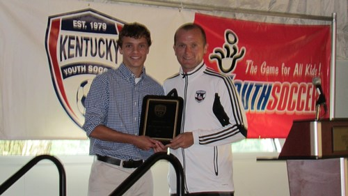 Tom Ueland - Boys Player of the Year