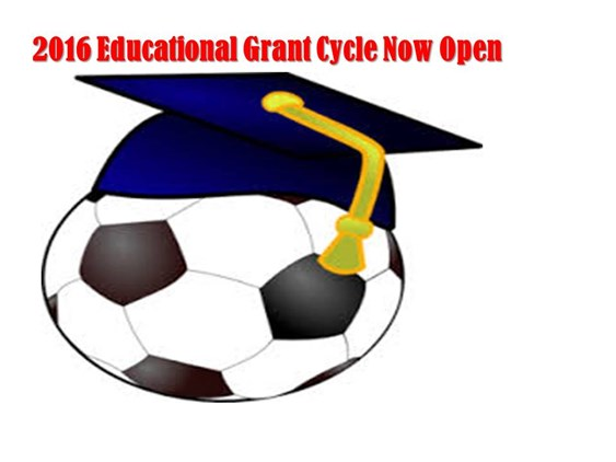 2016 Educational Grant Application now available