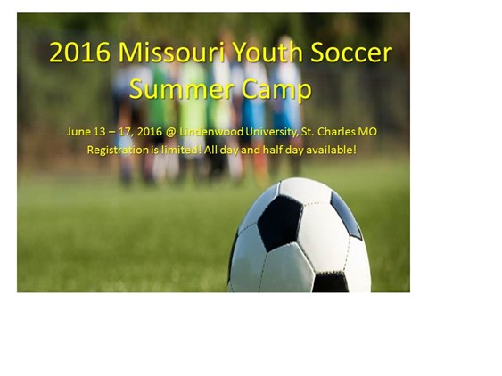 2016 MYSA Summer Camp Information