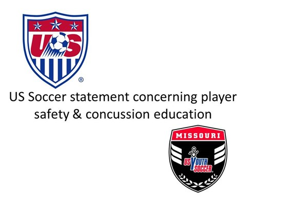 Statement from US Soccer on Payer Safety
