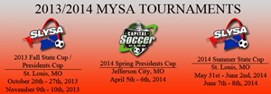 2013-2014 MYSA Tournaments