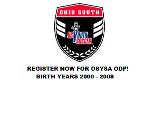 Register Now for OSYSA ODP!