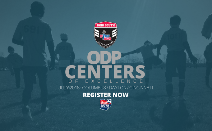 ODP Centers of Excellence • July 2018