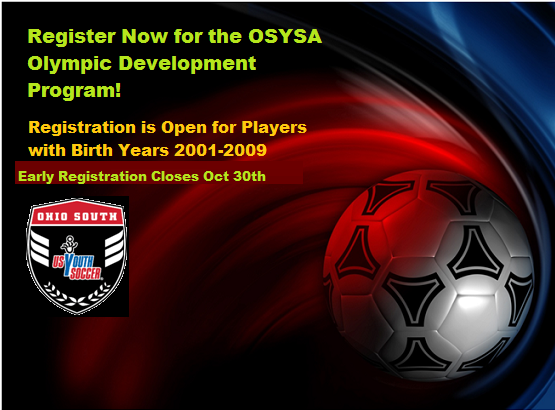 Register Now for ODP!