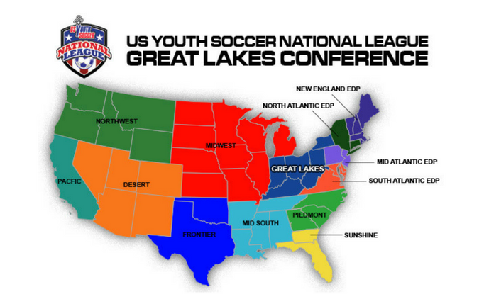 News | Regional League: New Conference Alignment