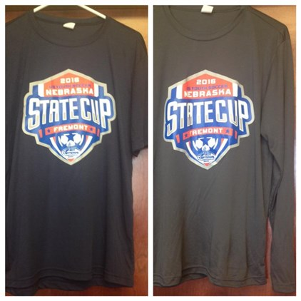 Order Your State Cup T-shirts!