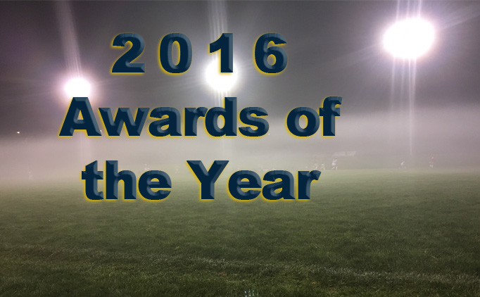 2016 Awards of the Year