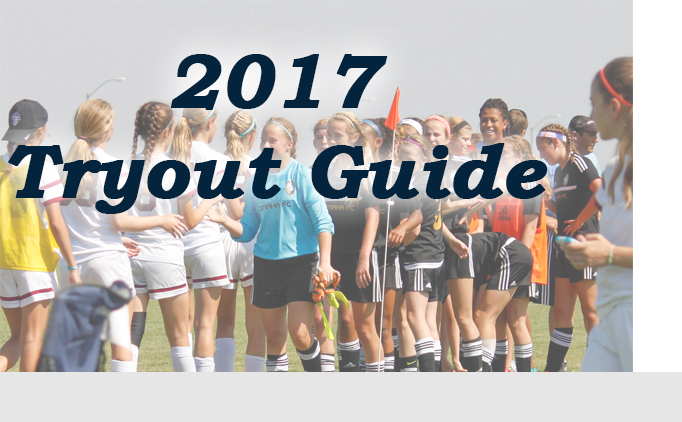 2017 Tryout Guide