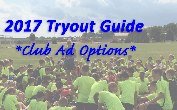 2017 Tryout Guide Ads Available