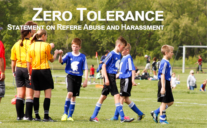 Zero Tolerance Statement