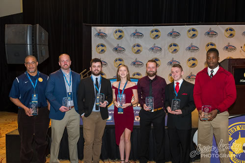 2018 WVSA EOTY Award Winners