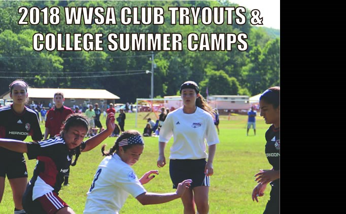 WVSA Club Tryouts & Colege Camps Publication