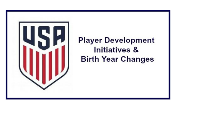 US Soccer Player Development Initiative
