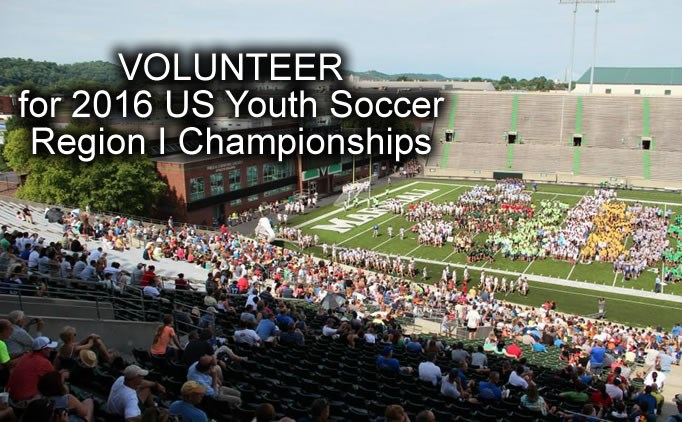 Volunteer for Region I Championships