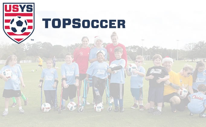 Start A TOPSoccer Program In Your Area