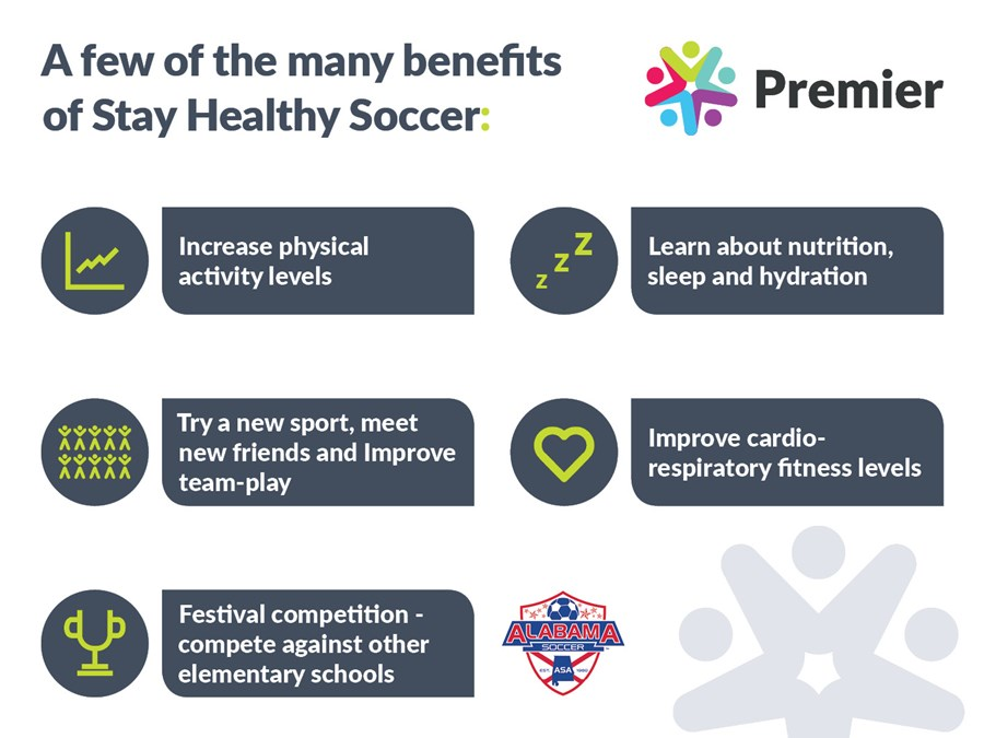 Alabama Stay Soccer Benefits
