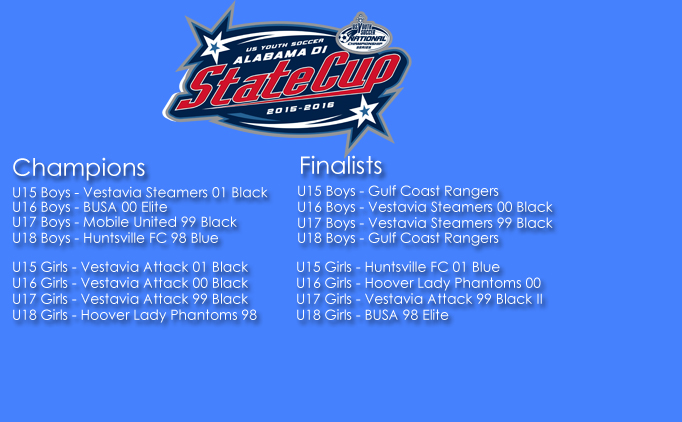 Division 1 State Cup