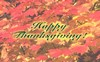 Happy Thanksgiving (2)
