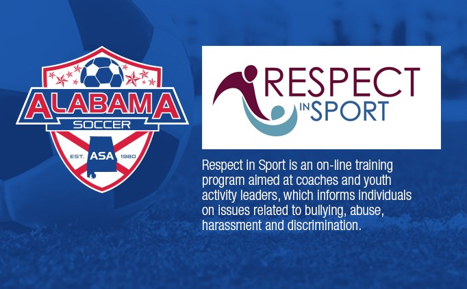 ASA is Pleased to Introduce - Respect in Sport