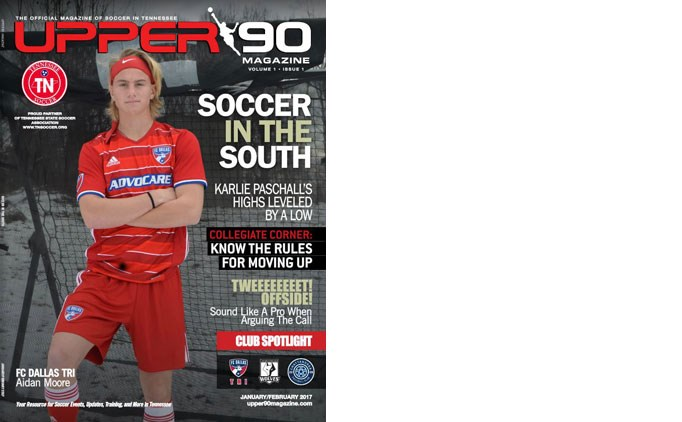 TSSA Launches Upper 90 magazine