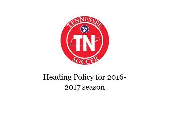 Heading Policy for 2016-2017 Season