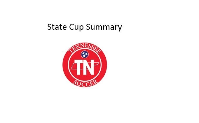 State Cup Summary