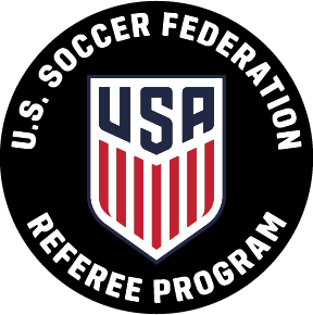 USSF Referee Program Logo