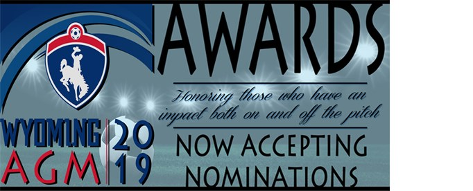 Wyoming AGM Award Nominations