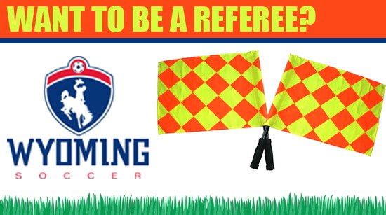Grade 8 Referee Clinic  - Laramie