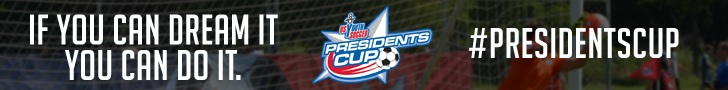 Presidents Cup 2017 Website Banner