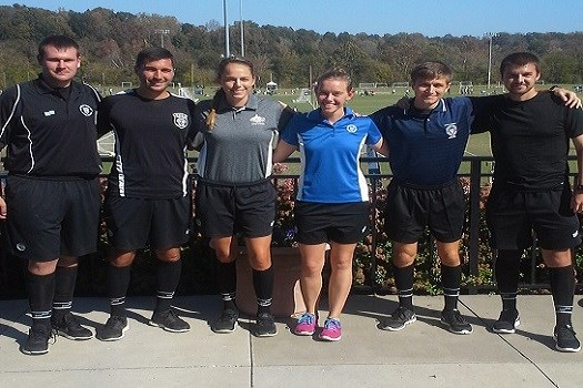 SC Referees at DA Showcase