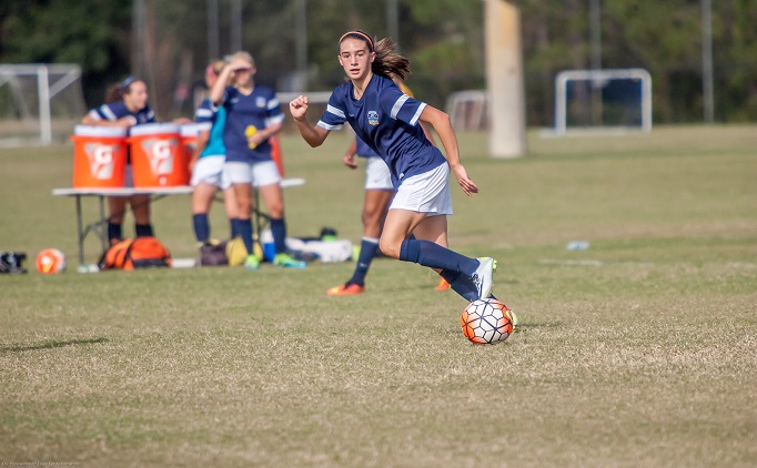 SC ODP's M. Vance selected to USGNT Training