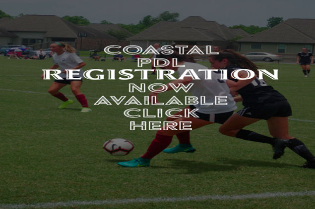Coastal PDL Registration Now Available