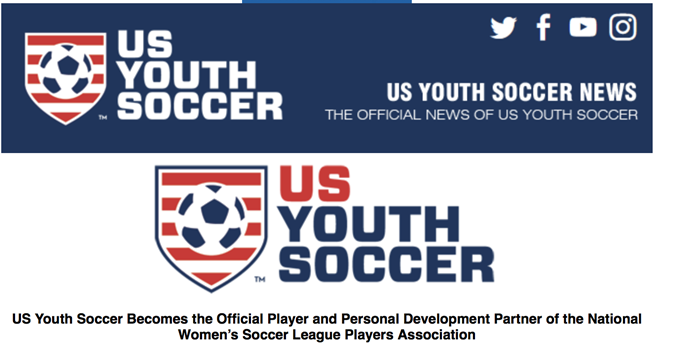 US Youth Soccer Becomes the Official Player...