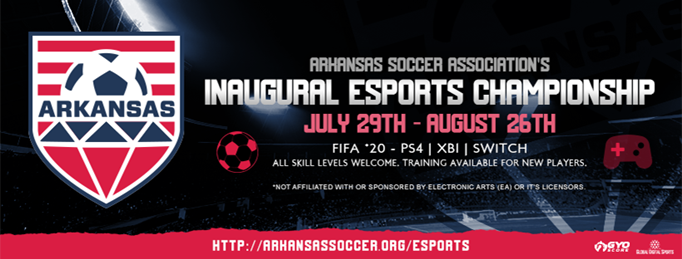 Arkansas FIFA Fest eSeries