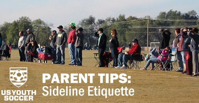 Parents Sideline Behavior