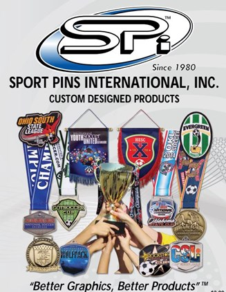 Sports Pins International New Catalog is out!