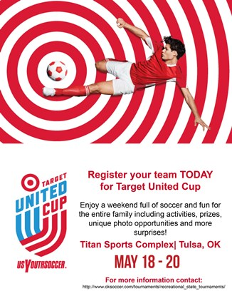 OSA Invites Arkansas Teams to enter Target Cup