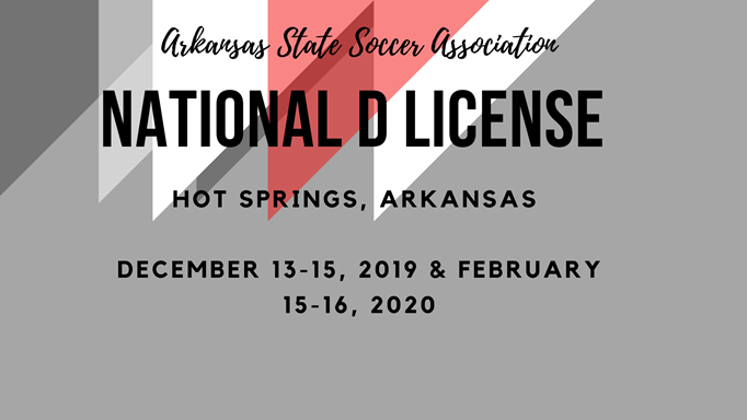 National D License Coming Soon!