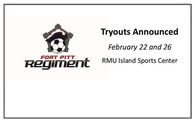 Ft. Pitt Regiment Tryouts Announced