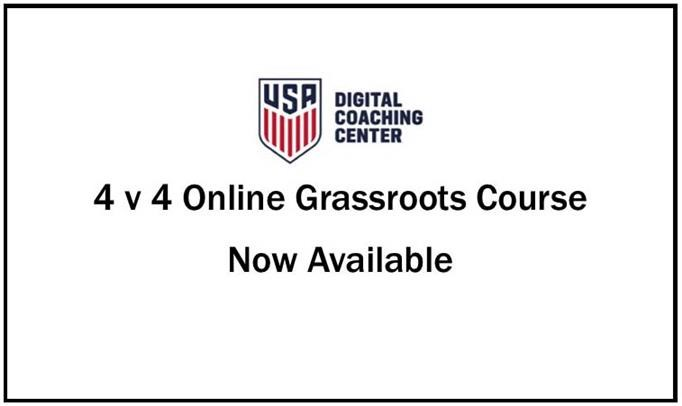 4 v 4 Online Grassroots Available