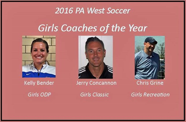 Girls Coaches of the Year Announced