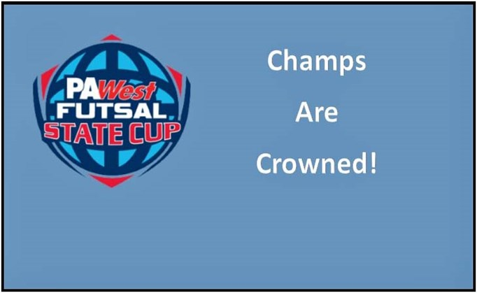 Futsal State Cup Results