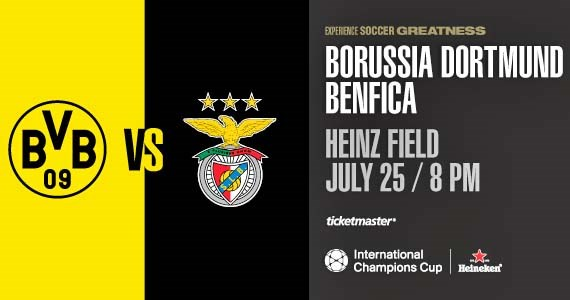 International Champions Cup Coming to...