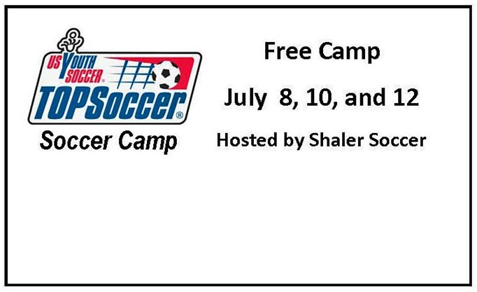 TOPSoccer Camp On Coming