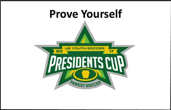 Presidents Cup Registration Open